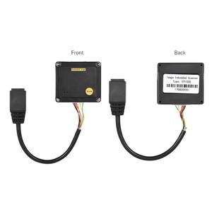Image 3 - جزءا لا يتجزأ من 1D الباركود الماسح الضوئي قارئ وحدة CCD الباركود الماسح الضوئي وحدة المحرك مع RS232 واجهة USB يدعم 1D بار رموز