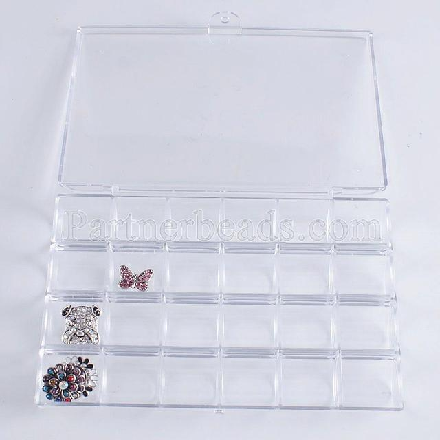 New High quality Acrylic display for snaps Jewelry  snaps buttons charms XX0089