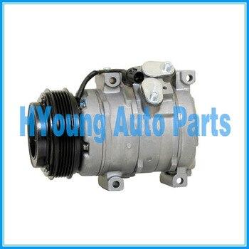 Auto sprężarka klimatyzacji dla Mitsubishi Space Wagon 2.4 447220-4130 447220-4131 447220-4132 247300-0280 MR568042