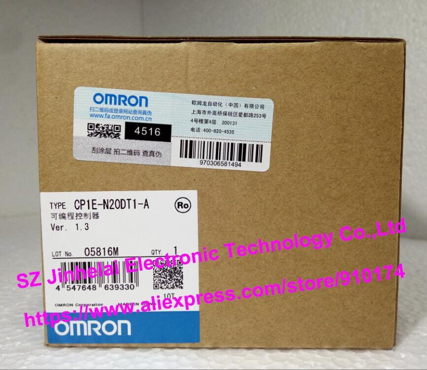 все цены на  New and original CP1E-N20DT1-A  OMRON  PLC controller  онлайн