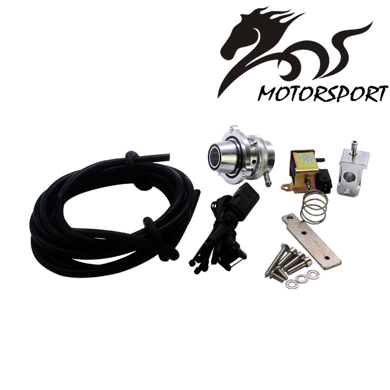 Blow Off Valve kit for three generations of EA888 engine turbo vacuum adapter for Audi S3