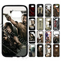 Daryl Rick The Walking Dead Case for Samsung Galaxy S4/5/6/7 S6/7 edge plus TPUPC Daryl's Wings Cover for Galaxy Note 3/4/5 Case