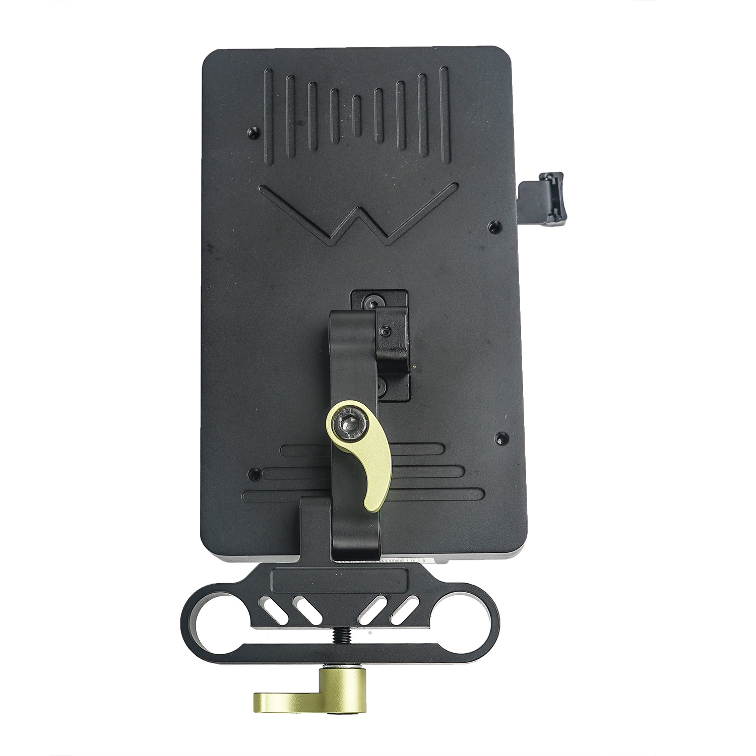 Image 2 - CAME TV V mount Battery Plate Include Connection Cable 5V 7.2V 12V-in Photo Studio Accessories from Consumer Electronics