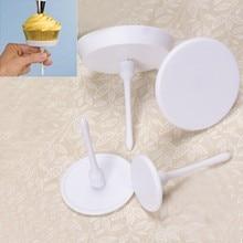 4 шт./компл. торт подставки держатели ногтей формы в виде пирожного в чашке с аксессуары для десертное украшения инструменты для выпечки