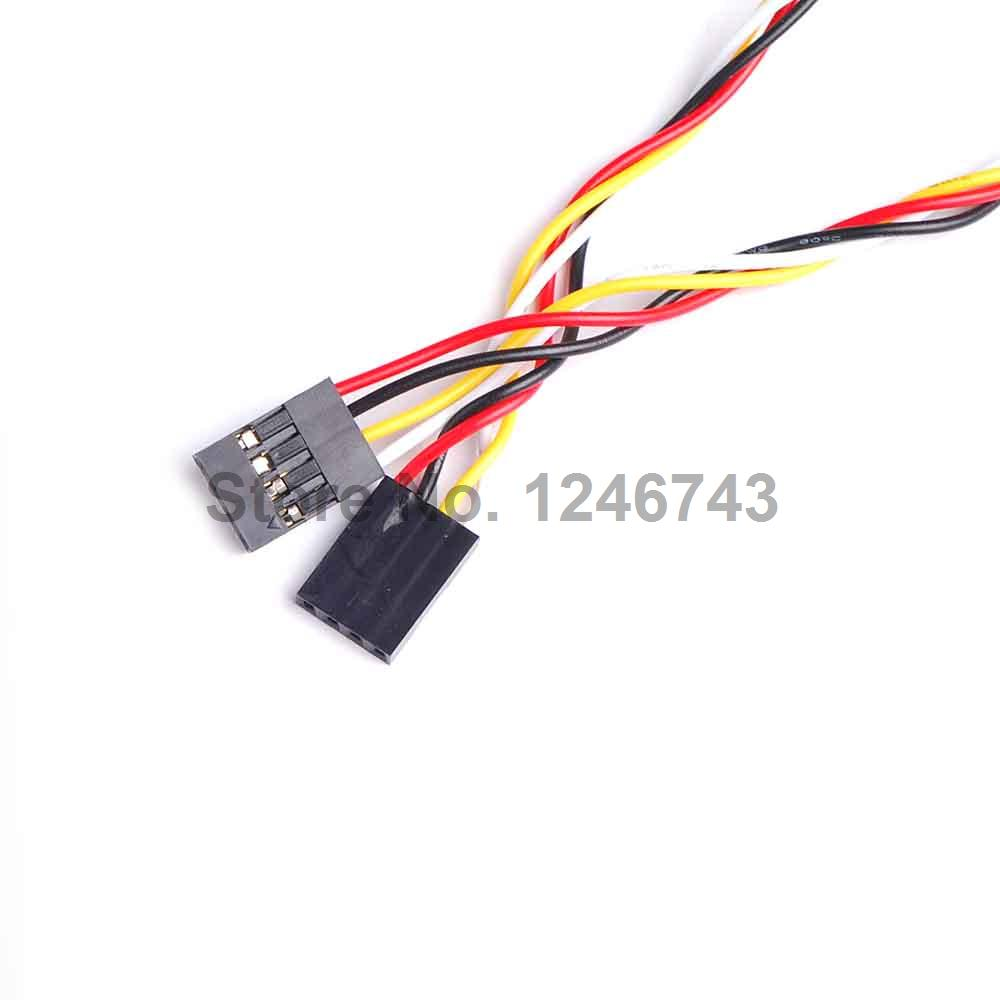 5 Pcs 3 Pin 20cm 254mm Jumper Wire Cables Dupont Line For Dupon 20pcs Mm Ff Mf 5pcs 4 Cable Arduino Female To Us