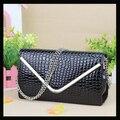 Women Messenger Bags Stone Pattern Women Handbag Female Leather Clutch Wristlet Evening Bags Purse Fashion Bags Bolsas