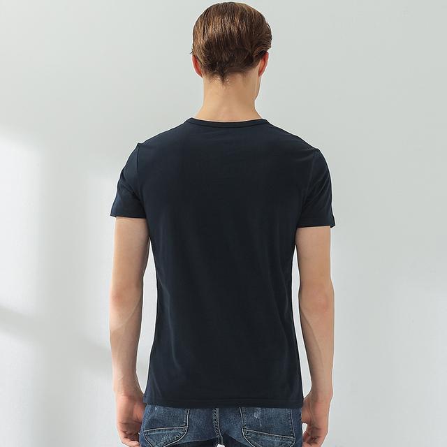 PRINT PRESS Patterned T-Shirt