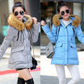 2016 New Winter Wadded Jacket women Thickening Casual Down cotton-padded jacket outerwear Coat Women Down & Parkas