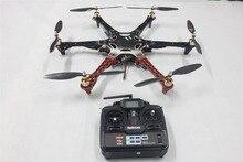 F05114-K Drone Helicóptero F550 FlameWheel Kit Con QQ SÚPER Tarjeta de Control ESC Motor Hélices de Fibra de Carbono + 6CH TX RX