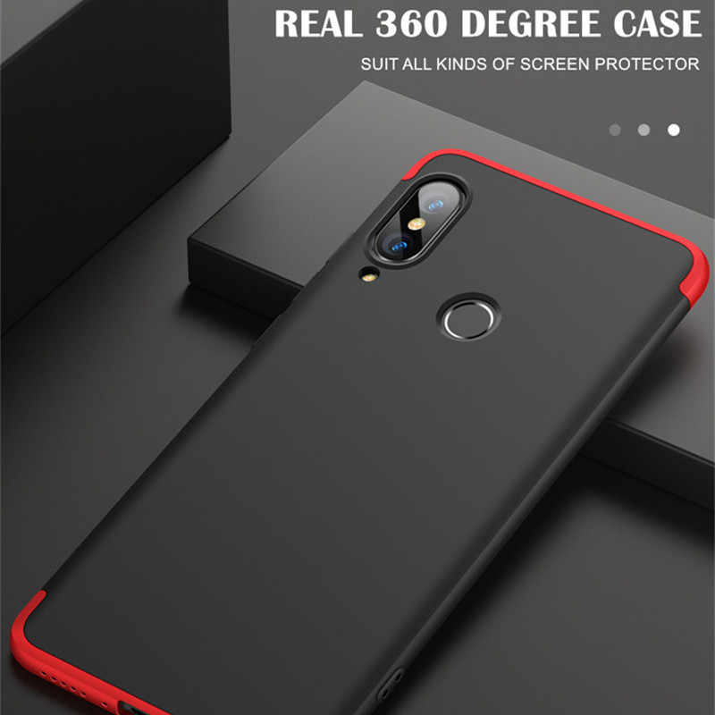 best service 7e0d4 2be6a QINUO GKK Case For Huawei Honor 6X 7X 7A Pro 8 8X Max Lite 3in1 Fashion  Brand Trend Case For Huawei Honor 9 10 V9 V10 Lite Capa