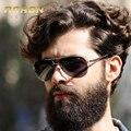 AORON мужской 100% UV400 Поляризованные Солнцезащитные Очки Магния и Алюминия Вождения Открытый Спорт Вс Стекла Очки Óculos de sol Очки