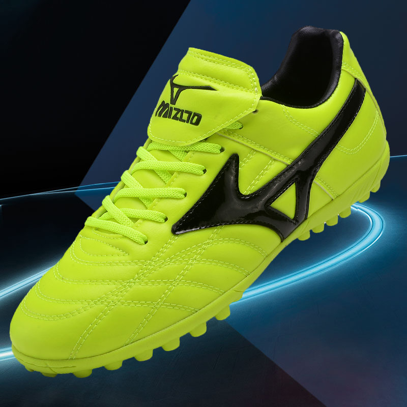 2019 Size33-44 Men Boy Kids Soccer Cleats Turf Football Shoes Hard Court Sneakers Trainers New Design Athletic Chaussure De Foot