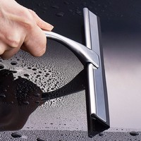 Professional Glass Wiper Blade Window Cleaner Shower Car Glass Drying Clean Wash Glass Door Desktop Cleaning