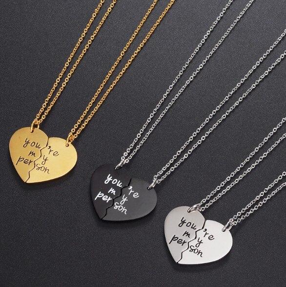 b70233961a31 V atraer gargantilla gótica antiguo nombre inglés collar número  personalizado Placa de nombre Color dorado Colline