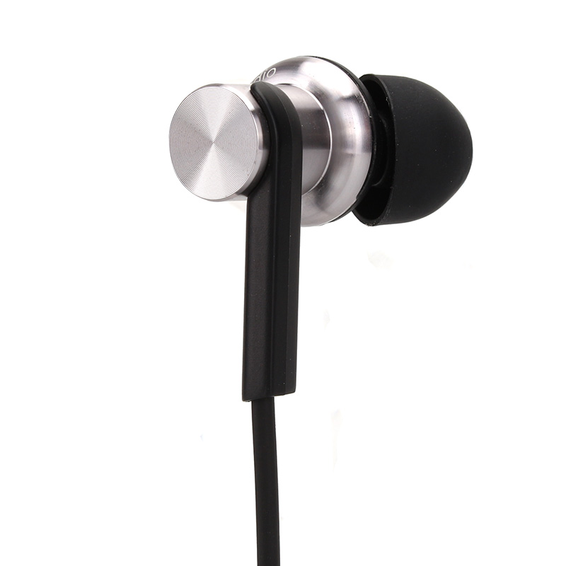 Original Xiaomi Hybrid Earphone 2 Units In-Ear Metal Bass HiFi Headset Xiaomi Ring Circle Iron Headphone With MEMS Microphones  (3)