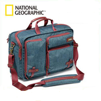 National Geographic Leather Professional Camera Bag Multi Functional Backpack Travel Photography Carry Bag For DSLR NG AU5310