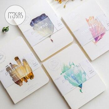 цена Hot Sketch book for Painting School Notebook Diary paper 80 Sheets Sketchbook Creative Trends Office school supplies Gift онлайн в 2017 году