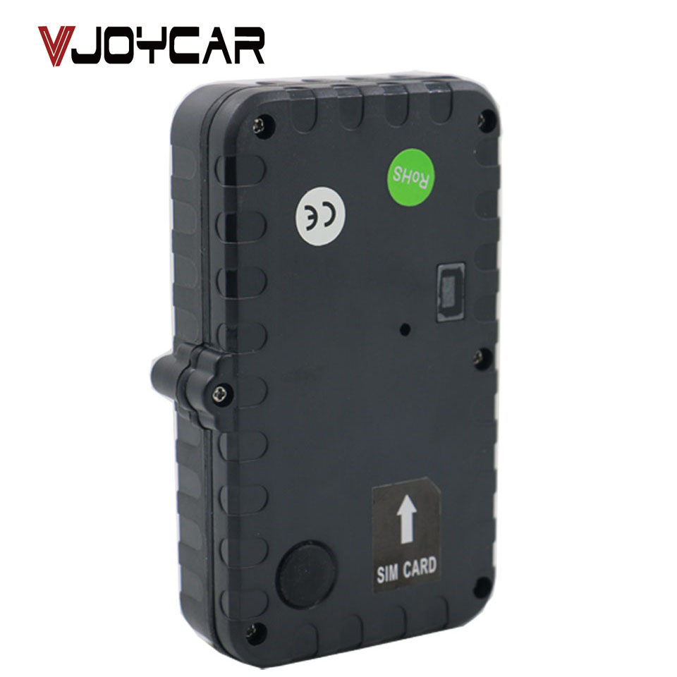 Prix pour VJOYCAR T12SE Chine Top Qualité Portable Magnétique Étanche GSM GPS Tracker SOS Batterie Longue Vie 450 Jours De Voiture Suivi Des Actifs