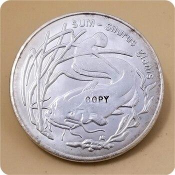 1995-2003 Polonia 20 zl animales de el mundo copia moneda