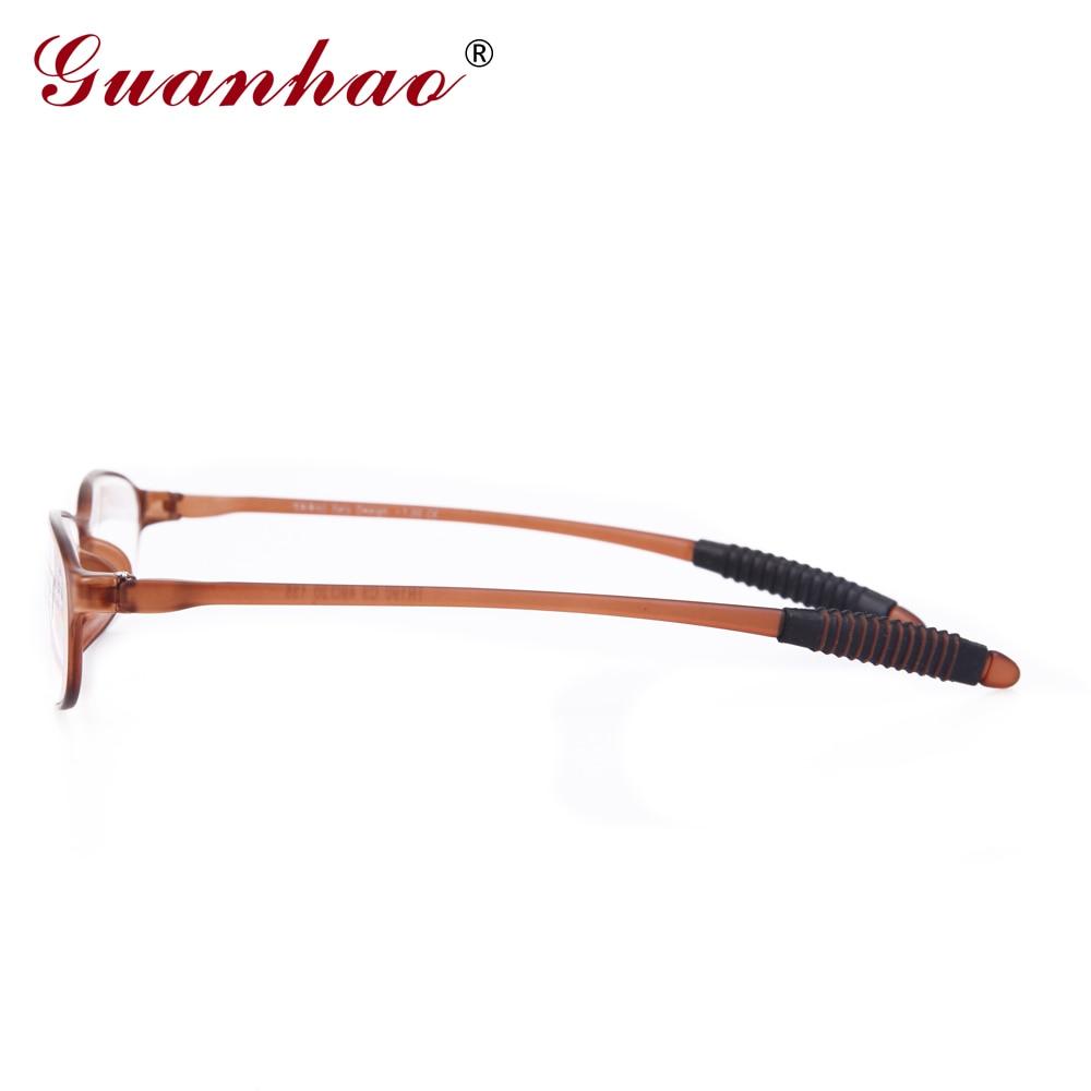 Guanhao frauen retro brille ultraleicht schlanke lesebrille unisex - Bekleidungszubehör - Foto 3