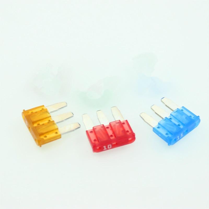 Bulk Buy 100x Mini Blade Fuses 5 Amp Replacement