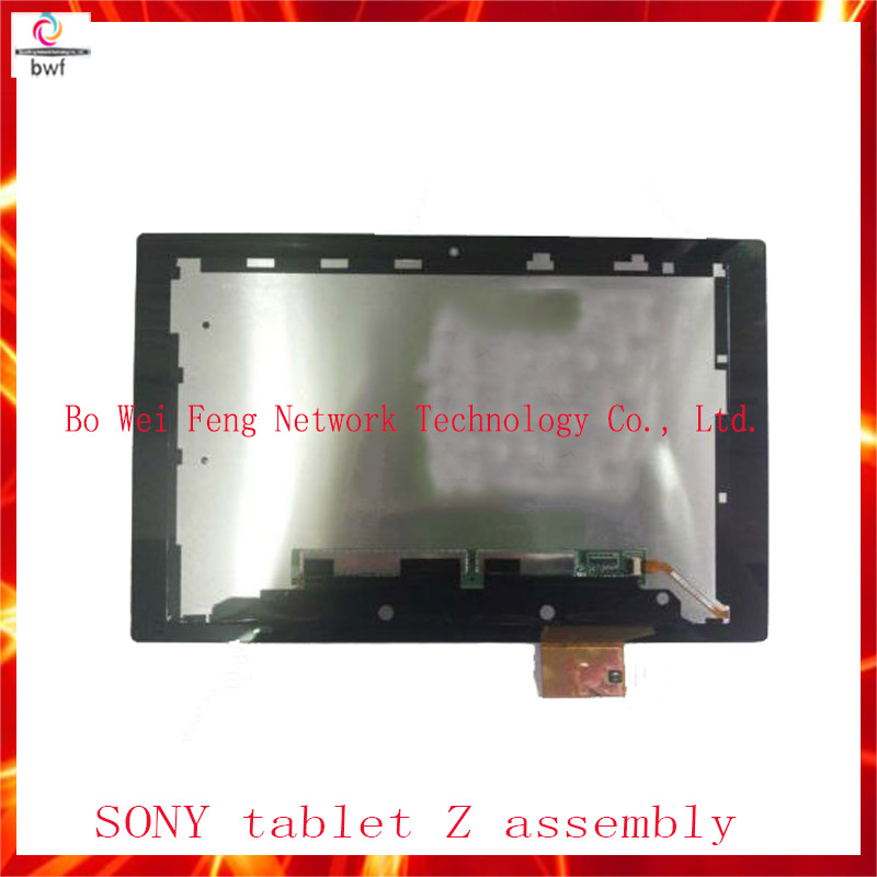 High Quality For Sony Xperia Tablet Z 10.1 SGP311 SGP312 SGP321 LCD Touch Screen Digitizer+Display LCD Assembly Complete+Tool high quality 6 44 for sony xperia z