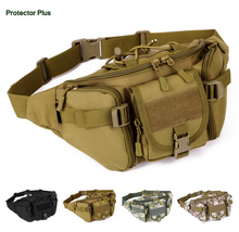 New Outdoor Molle Military Men Tactical Waist Pack Bags Waterproof Waist Bag Climbing Bum bag Military