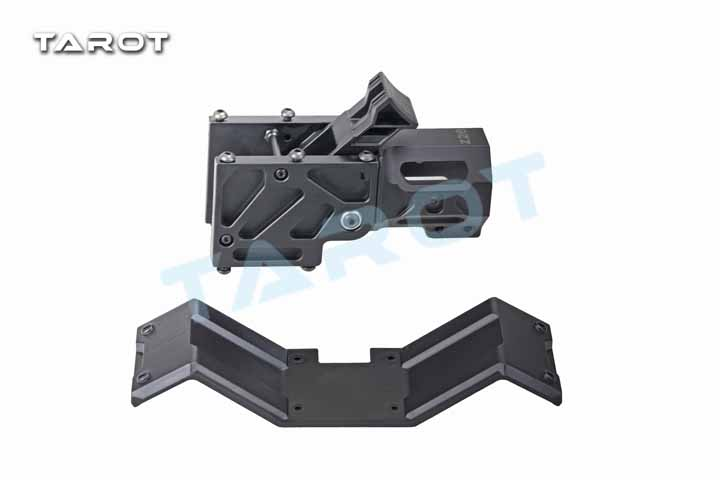 цена на Tarot Z28 Waterproof Folding Arm Seat Mount TL28A1 Black for 28MM Dia RC 4 /6/8 Axis Multi-rotor Quadcopter Drone Toy