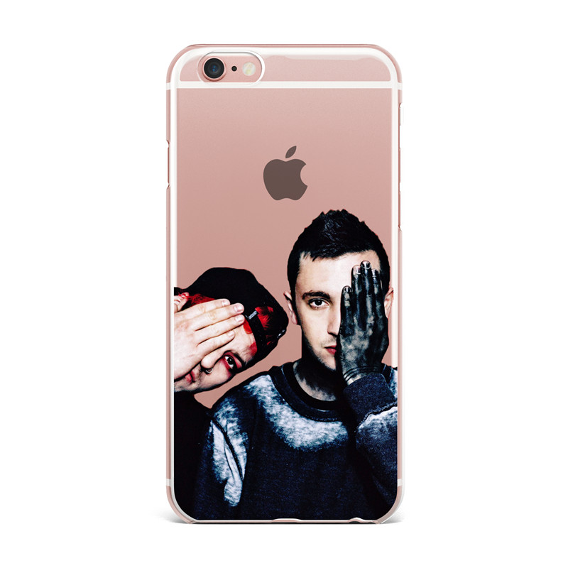HTB1WTEPQFXXXXarXpXXq6xXFXXXu - Twenty One Pilots Soft TPU Transparent Silicone Case Cover For iPhone 7 7 Plus 5 5S 5C SE 6 6S Plus PTC 202