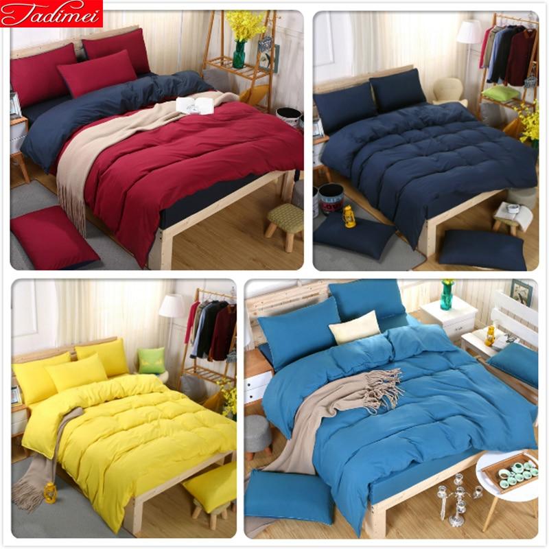 Reasonable 4pcs Bedding Set 1.5m1.8m 2m 2.2m Bed Sheet Home Textile Cotton Full King Queen Twin Double Size Duvet Cover Child Kids Bedlinen Large Assortment Power Source
