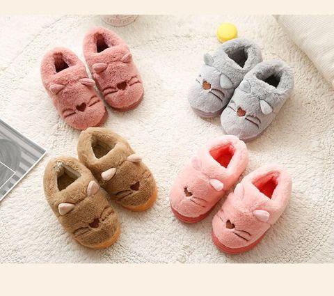 china atacado criancas do agregado familiar algodao macio sapatos anti skid chinelos de bebe domestico