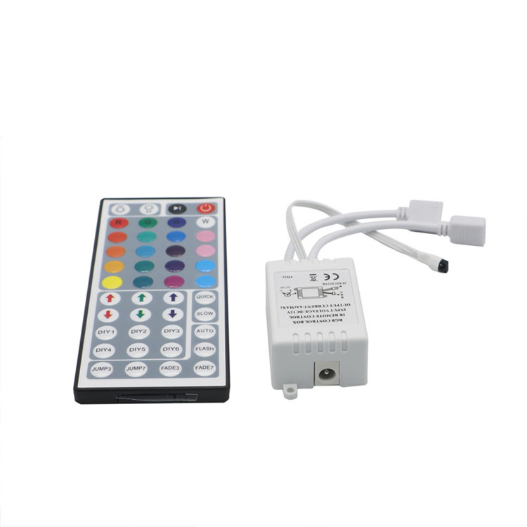 44-key LED Dual-output RGB Lamp Band Controller LED Seven-color Controller