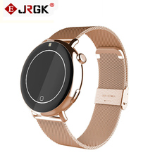 JRGK Bluetooth  Smart Watch C7 1.22″ Waterproof IP67 Wristwatch Bluetooth 4.0 GSM Heart Rate monitor iOS & Android SmartWatch