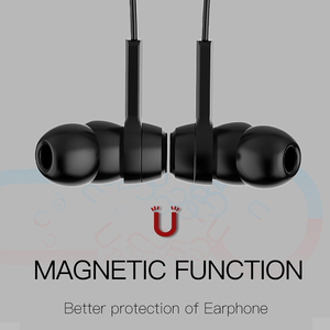 Image 4 - Baseus S06 Neckband Bluetooth אוזניות אלחוטי אוזניות לxiaomi iPhone אוזניות סטריאו auriculares fone דה ouvido עם מיקרופון