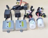 Gztophid auto faro kit 35 w hid canbus ballast w9 e cnlight lampadina dritto h16 4300 k 6000 k trasporto libero