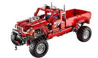 DECOOL 3362 Customised Pick Up Truck Building Block Bricks Boy Game Model Car DIY SUV Toy 42029