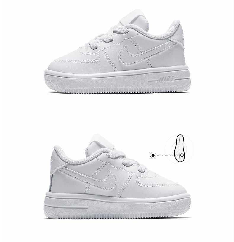 09c086051bff ... NIKE Kids FORCE 1  18 (TD) Kids Comfortable Sports Running Shoes  Breathable Sneakers ...