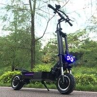 Flj scooter elétrico adulto com 3200 w motores de carga rápida e scooter cidade estrada adultos scooter elétrico