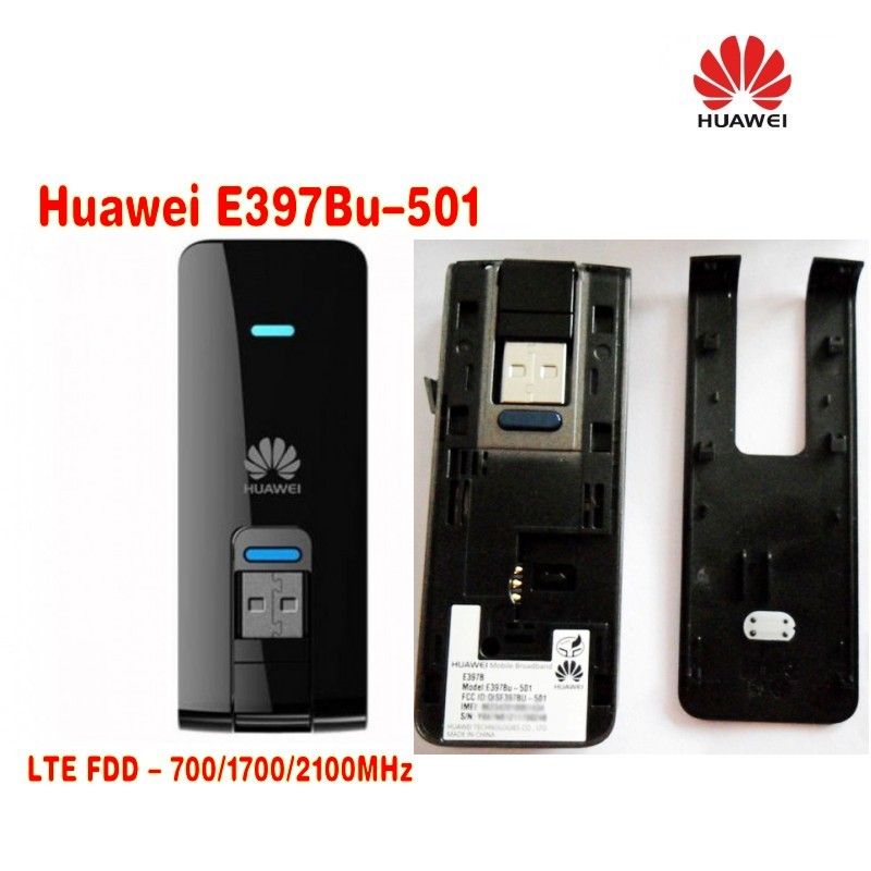 Lot of 2pcs Huawei E397Bu-501 Original Brand New Unlock 75Mbps Huawei 4G Modem Wifi With Sim Card Slot Support LTE FDD new original unlock lte fdd tdd 150mbps huawei e8278 4g modem wifi router with sim card slot and 4g lte usb modem