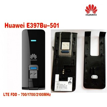 Lot of 2pcs Huawei E397Bu-501 Original Brand New Unlock 75Mbps Huawei 4G Modem Wifi With Sim Card Slot Support LTE FDD