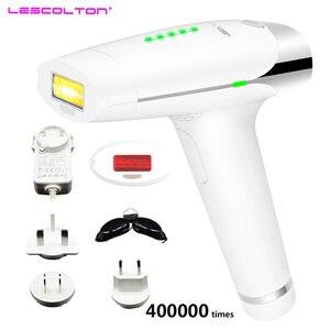 Image 4 - 700000 times Lescolton IPL 3in1 depilador a Laser Hair Removal Machine Permanent Bikini Trimmer Electric Lazer Epilasyon