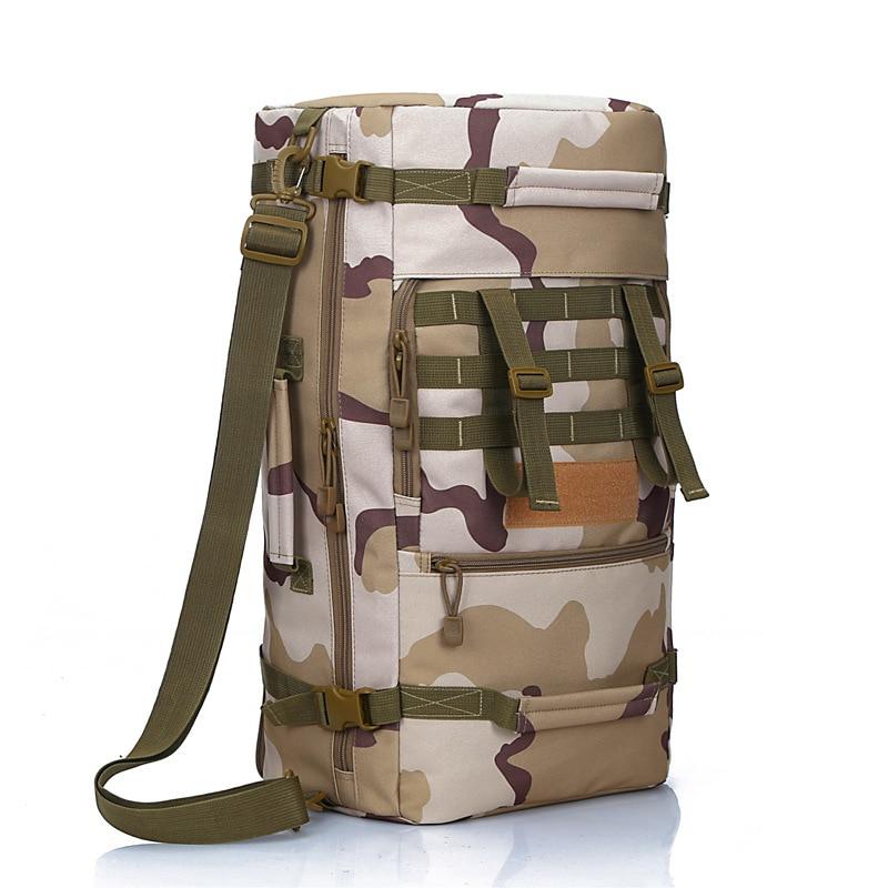 2016 뜨거운 판매 대용량 다기능 배낭 남여 캐주얼 데이 숄더 숄더 가방 남자 여행 가방 수하물 가방 50L