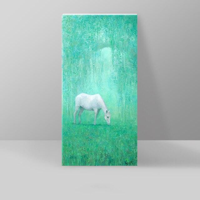 https://ae01.alicdn.com/kf/HTB1WTJ1OVXXXXX2aXXXq6xXFXXX6/Nordique-Moderne-Peinture-L-huile-R-ve-Blanc-Cheval-Vert-Peinture-Abstraite-D-coratif-Toile-Peinture.jpg_640x640.jpg