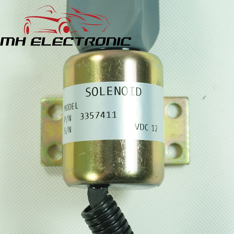 Buy 12v Fuel Shut Off Solenoid And Get Free Shipping