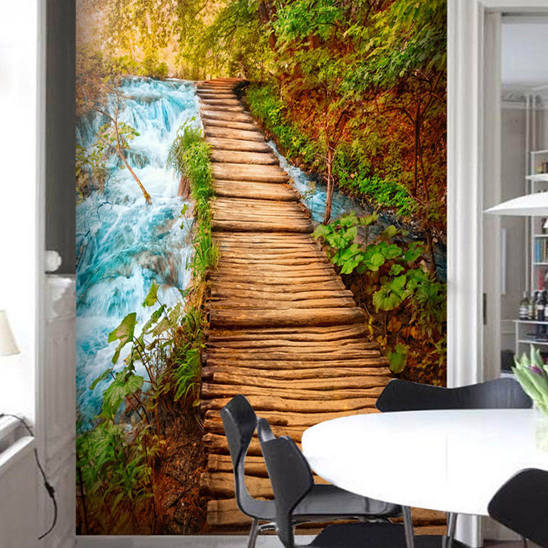 Dining Room Wall Murals Promotion-Shop for Promotional Dining Room ...