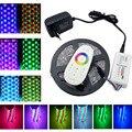 15M 10M 5M RGB LED Strip Non-Waterproof 3528 SMD fiexible light led stripe,5M/roll led strip,DC12V,RGB Tape