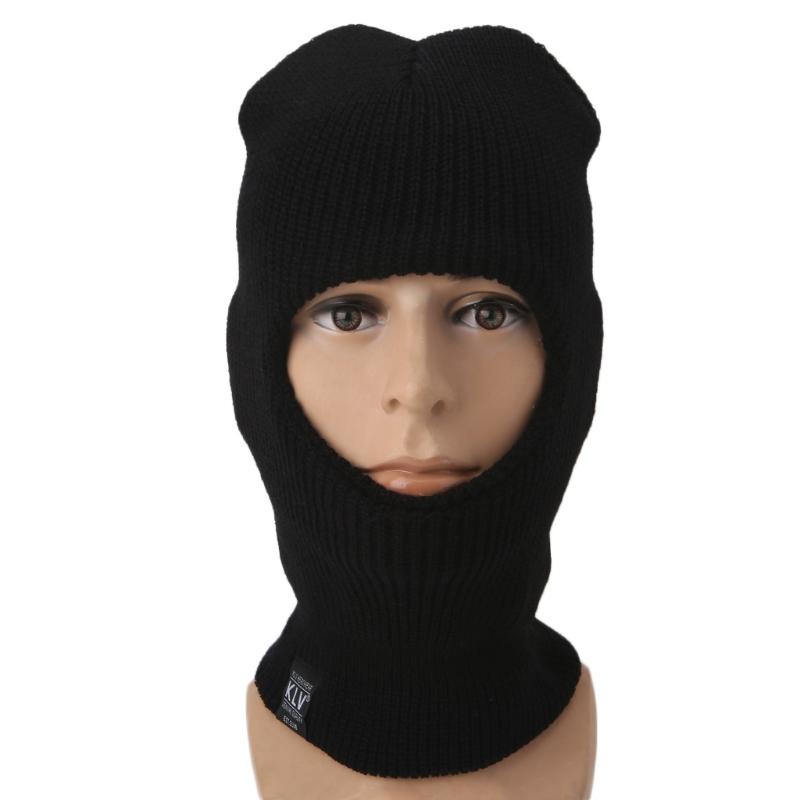 Dustproof Motorcycle Cycling Helmet Balaclava Full Face Mask Protecting Ski Neck W715