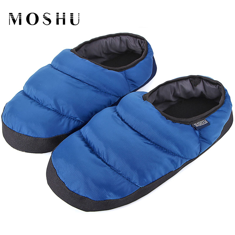 Winter Women Slippers Home Fuzzy Warm Indoor Shoes Ladies -1694