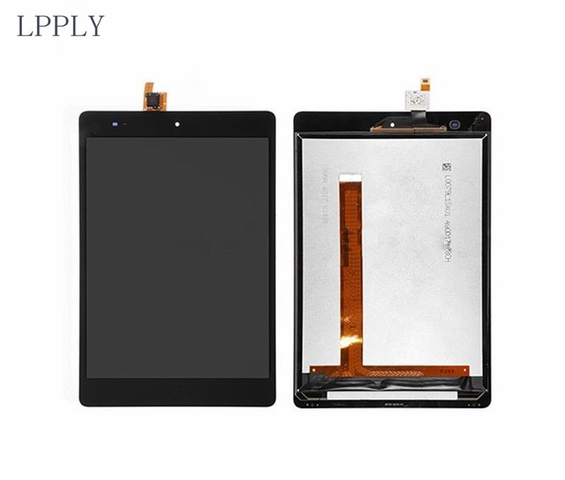 цена LPPLY LCD assembly For Xiaomi Mi Pad 2 Mipad 2 / For Xiaomi Mi Pad 3 Mipad 3 LCD Display Touch Screen Digitizer Glass