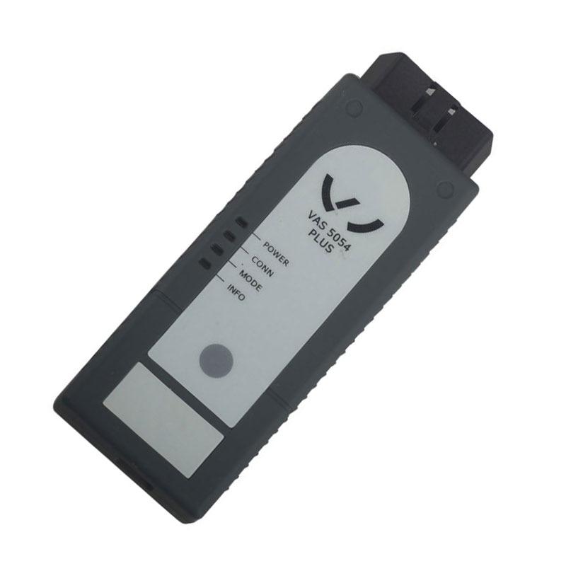 Vas5054a OKI Chip Plus Car OBD2 Diagnostic Scanner tool vas 5054a ODIS Support UDS Protocol VAS5054 Bluetooth Diagnostic-tool elm327 v2 1 obd2 car diagnostic scanner tool with bluetooth function
